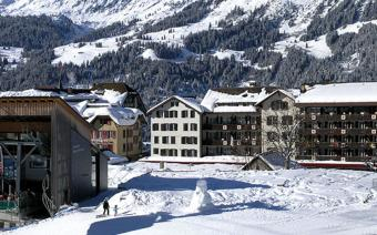 Ski Holiday Wengen Hotel Sunstar