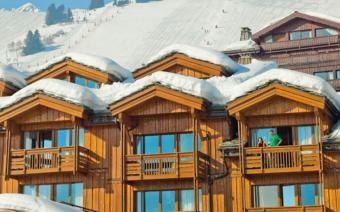 Ski Holiday Courchevel Le Chalet Du Forum