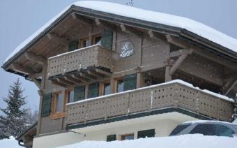 Ski Holiday Les Gets Chalet Le lapye