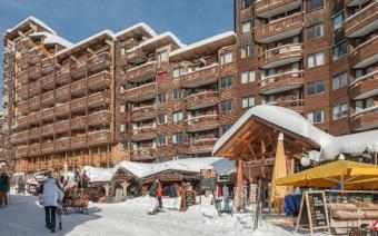 Ski Holiday Avoriaz Les Fontaines Blanches