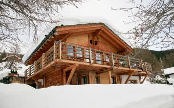 Ski Holiday Verbier Chalet Marais Rouge