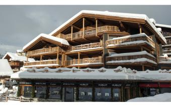 Ski Holiday Verbier No.5 Penthouse