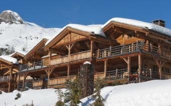 Ski Holiday Verbier Penthouse Le Daray