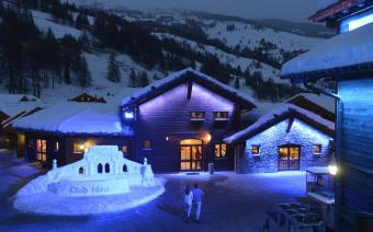 Ski Holiday Pragelato Club Med Pragelato Via Lattea