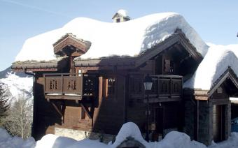 Ski Holiday Courchevel Chalet Le Misti