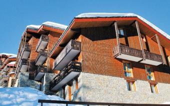Ski Holiday Courchevel Les Brigues Apartments