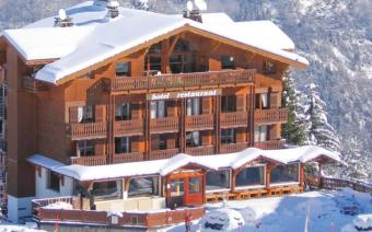 Ski Holiday Courchevel Hotel Les Flocons