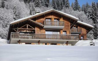 Ski Holiday Les Gets Chalet Nomad