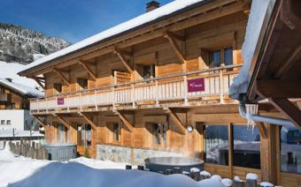 Ski Holiday Les Gets Chalet Bacall (Childcare)