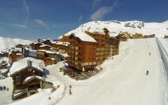 Ski Holiday Val Thorens Le Chamois D'Or