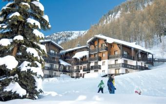 Ski Holiday Val dIsere Les Hauts de Rogoney