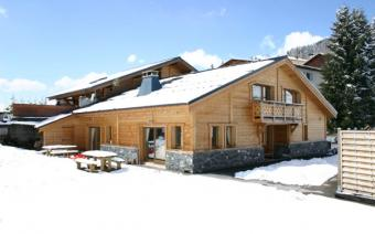 Ski Holiday Les Gets Chalet Alouette