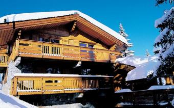 Ski Holiday Courchevel Chalet Verdons