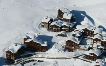 Ski Holiday Tignes Village Montana Suites