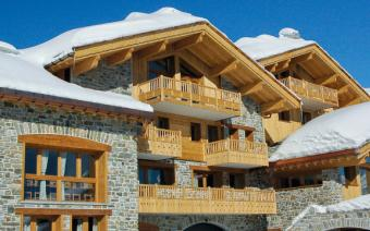 Ski Holiday La Rosiere Chalet Grand Planica