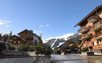 Ski Holiday Meribel Les Ravines Apartments