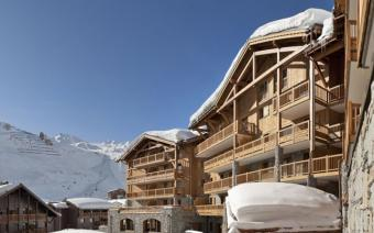 Ski Holiday Tignes Residence Le Telemark Apartments