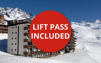 Ski Holiday Val Thorens Residence Tourotel