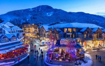 Ski Holiday Whistler Crystal Lodge