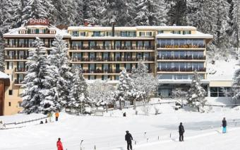 Ski Holiday Wengen Hotel Beausite Park and Jungfrau Spa