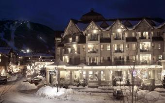 Ski Holiday Whistler Summit Boutique Hotel