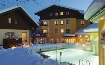 Ski Holiday Zell am See Romantik Hotel