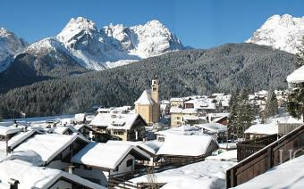 Cortina Ski Resort 1