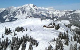 Abtenau Ski Resort, Austria