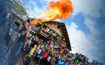 Alpe d'Huez Ski Resort France 1