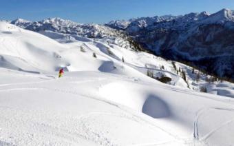 Altaussee Ski Resort, Austria