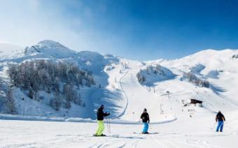 Altenmarkt Ski Resort, Austria