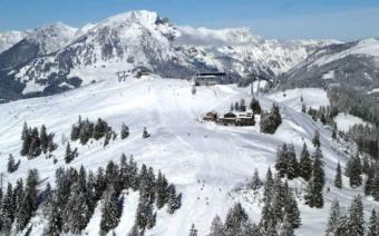 Annaberg im Lammertal Ski Resort, Austria