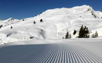Au Ski Resort, Austria
