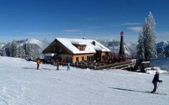 Bad Goisern Ski Resort, Austria