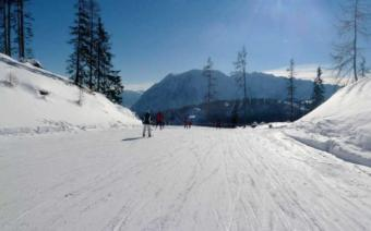 Bad Mitterndorf Ski Resort, Austria