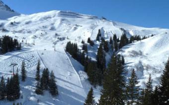 Bezau Ski Resort, Austria