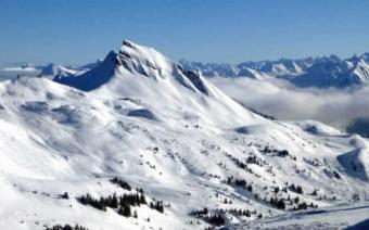 Damuls Ski Resort, Austria