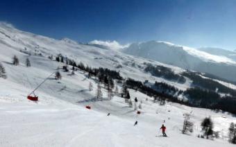 Dollach Ski Resort, Austria