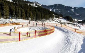 Eisenerz Ski Resort, Austria