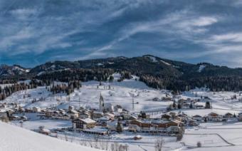 Embach Ski Resort, Austria