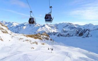 Feichten Ski Resort, Austria
