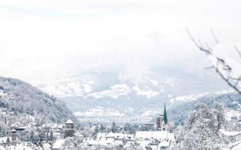 Feldkirch Ski Resort, Austria
