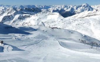 Flattach Ski Resort, Austria