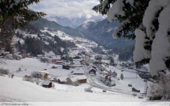Flirsch Ski Resort Austria