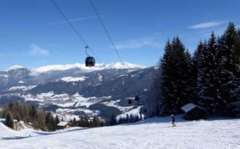 Fulpmes Ski Resort, Austria