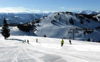 Going Ski Resort, Austria