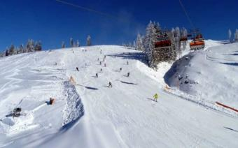 Golling Ski Resort, Austria