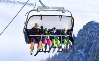Grunau im Almtal Ski Resort, Austria
