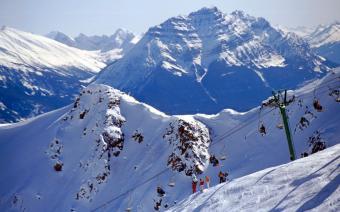 Jasper Ski Resort, Canada