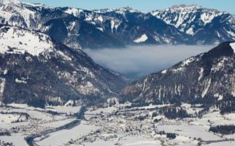 Kossen Ski Resort Austria